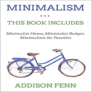 Minimalism: 3 Manuscripts audiobook cover art