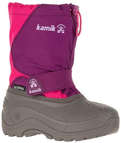 Kamik Snowfox Kinder Stiefel Pink, Größenauswahl:25