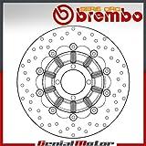 78B40816 Disco de Freno Flotante Brembo Serie Oro Delantero por R 80 Gs 800 1987