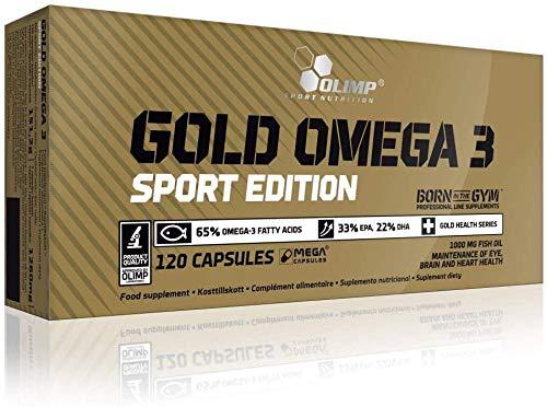 Olimp Omega 3 Sport Edition 2 x 120 Kapseln - 2