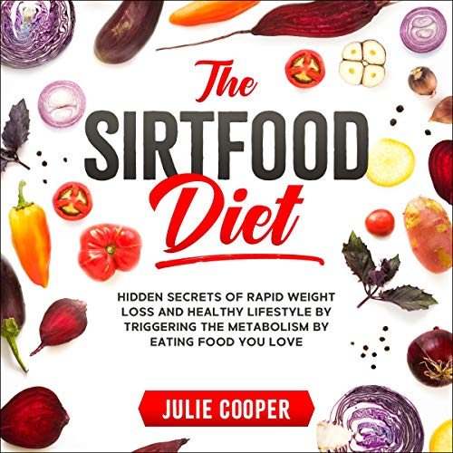 The Sirtfood Diet cover art