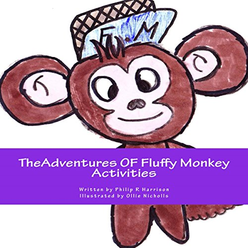 The Adventures of Fluffy Monkey Activities cover art