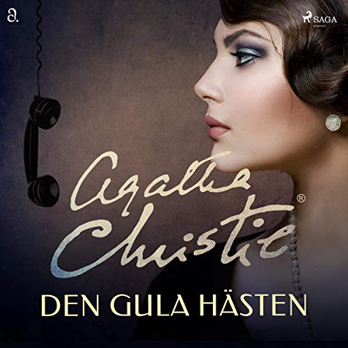 Den gula hästen audiobook cover art