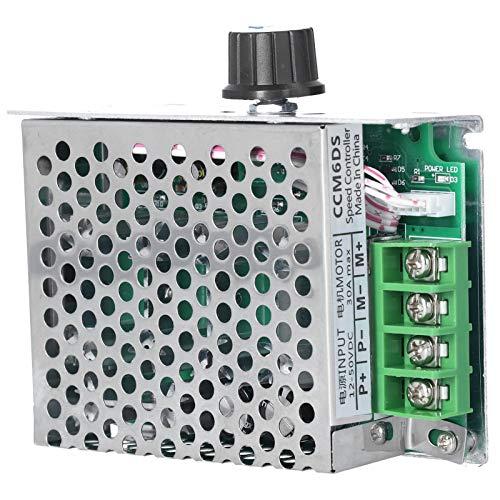 Controlador de velocidade do motor, controlador de velocidade do motor de 4,3 x 3 x 1,4 polegadas, para máquinas elétricas Máquinas-ferramentas CNC Fábrica inteligente
