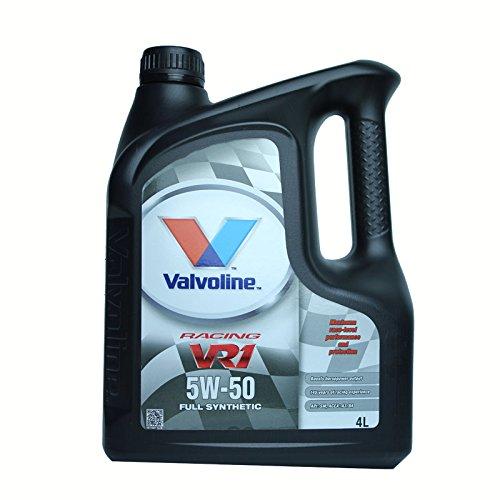 Valvoline Aceite Motor Racing VR15W50–Bidón de 4L
