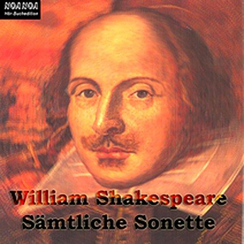Shakespeare Sonette Titelbild