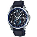 [カシオ] 腕時計 オシアナス CLASSIC 電波ソーラー OCW-T2600L-1AJF メンズ ブラック