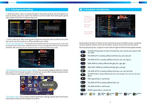 Happyroom Arcade Game Console - Pandora Box,3333 in 1 HD Consolas Retro,...
