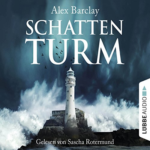 Schattenturm audiobook cover art