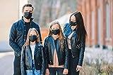 Immagine 2 50 mascherine chirurgiche colorate nere