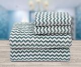Ravsons Luxury Microfiber Bath and Hand Towel Set, Super Absorbent, Ultra-Soft, Fade Resistant