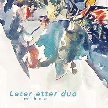 Leter Etter Duo