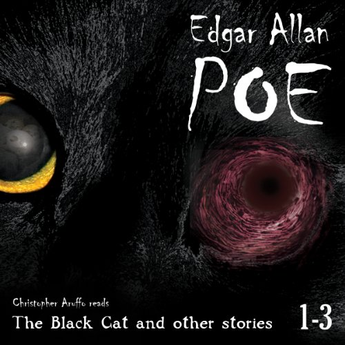 Edgar Allan Poe Audiobook Collection 1-3 audiobook cover art