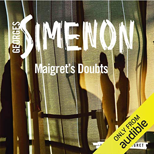 Maigret's Doubts cover art