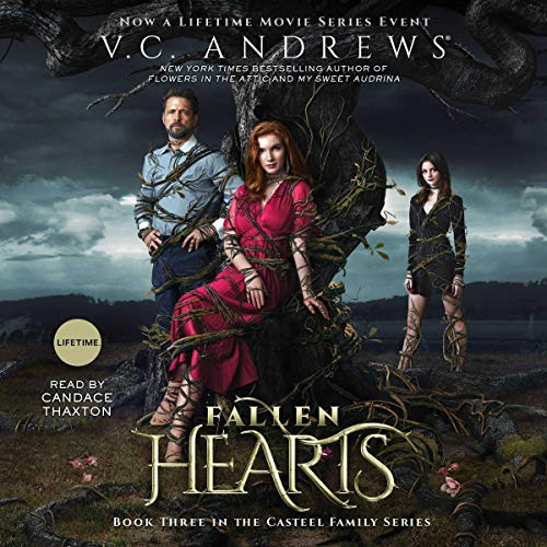 Fallen Hearts audiobook cover art