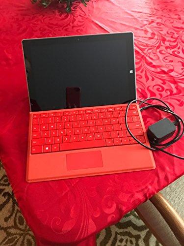 Microsoft Surface 3 Tablet (10.8-inch FHD (1920x1280), 4GB RAM, 64GB SSD, Intel Atom 1.6Ghz, Windows 10 Professional 64 Bit)