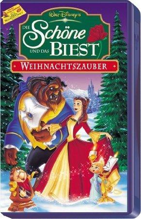Die Schöne & das Biest - Weihnachtszauber [Verleihversion] [VHS]