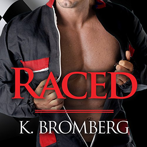 Raced audiobook cover art