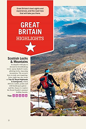 Lonely Planet Britain's trips that is best 2 (Trips Country) - 51ODpjj+E2S. SL500