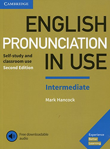 English Pronunciation in Use Intermediate Book with Answers and Downloadable Audio 2nd Edition