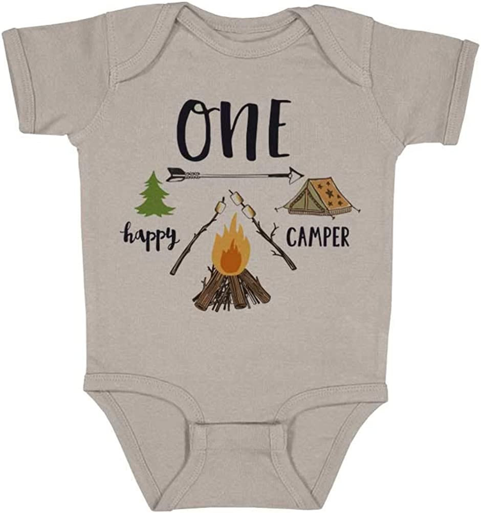One Happy Camper Sign First Birthday Sign First Birthday Banner One Happy Camper One Happy Camper Banner Camp Birthday