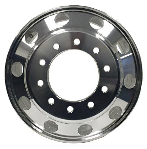 Aluminum Wheels A228203 22.5 x 8.25 10X285.75 Hub Pilot'ALCOA STYLE' BBM-BOTHSIDE POLISHED FOR ALL POSITION
