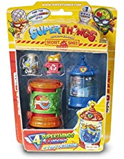 SUPERTHINGS RIVALS OF KABOOM- Vehículos y figuras coleccionables (MagicBox PST6B416IN00)