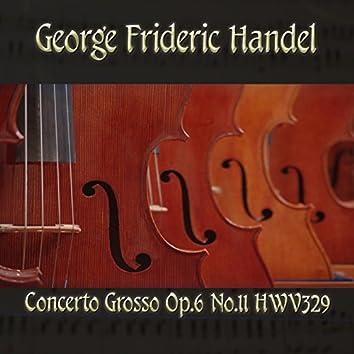 George Frideric Handel: Concerto Grosso, Op. 6 No. 11, HWV 329 (Midi Version)