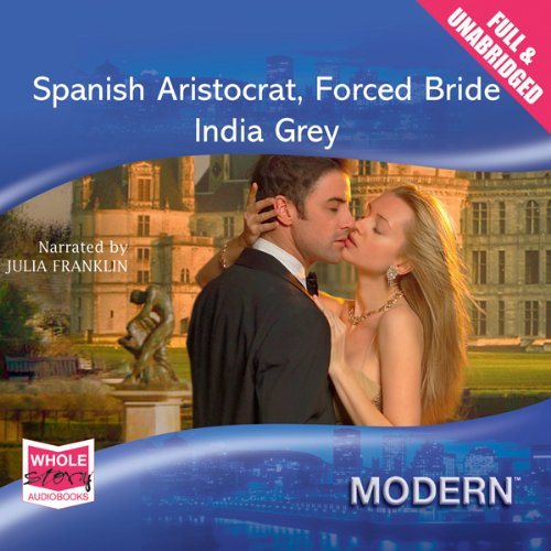 Spanish Aristocrat, Forced Bride cover art