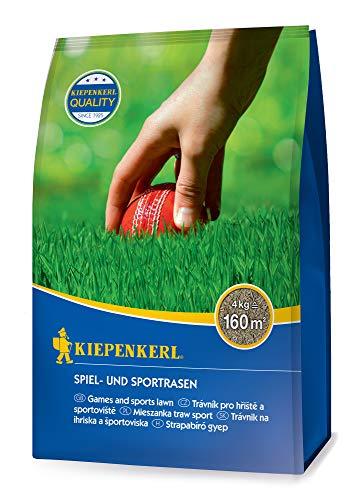Kiepenkerl 651357 Sport- und Spielrasen 4 kg (Rasensamen)