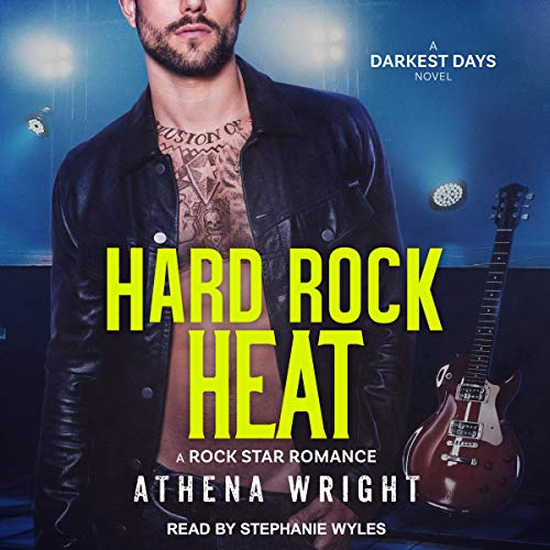 Hard Rock Heat: A Rock Star Romance cover art