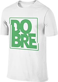 Dobre-Brothers Men's Short Sleeve T-Shirt Athletic Casual Tee Shirts for Men Stylish T Shirt