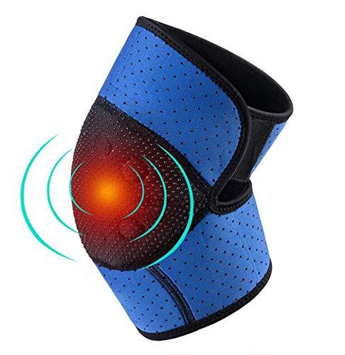 LFANH Rodilleras, características de Auto-calefacción, la Terapia magnética - Se Utiliza para el Dolor Articular Artritis, para funcionar con Cuclillas Ejercicio (1 par)