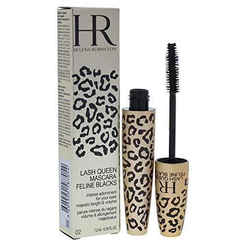 Helena Rubinstein Lash Queen Feline Blacks Mascara -#02 Black Brown 7g