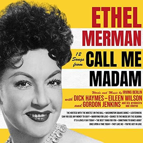 Ethel Merman, Dick Haymes, Eileen Wilson & Gordon Jenkins