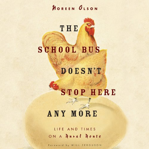 The School Bus Doesn't Stop Here Anymore cover art