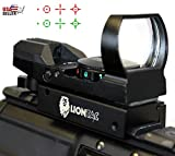 LionTac Red Dot Sight Reflex Holographic Scope Tactical Rifle Mount 20mm Rails