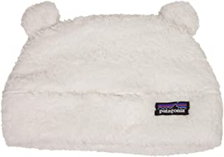 Baby Furry Friends Beanie Birch White