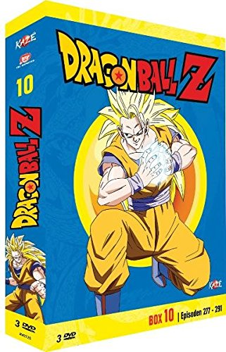 Dragonball Z - TV-Serie - Vol.10 - [DVD]