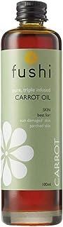 Fushi Carrot Oil 100 ml | Fresh-Pressed| Rich in Beta Carotene, Vitamins A, B, C, D and E and essential fatty acids | Best...