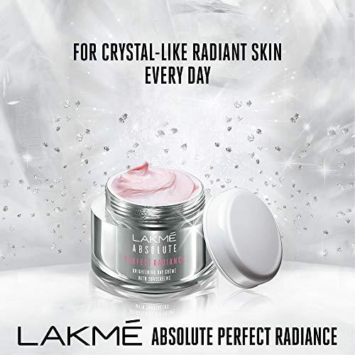 Lakme Absolute Perfect Radiance Skin lightening/Brightening Day Creme 50 g 8
