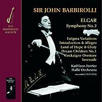 Elgar: Symphony No.2 Enigma Variations etc