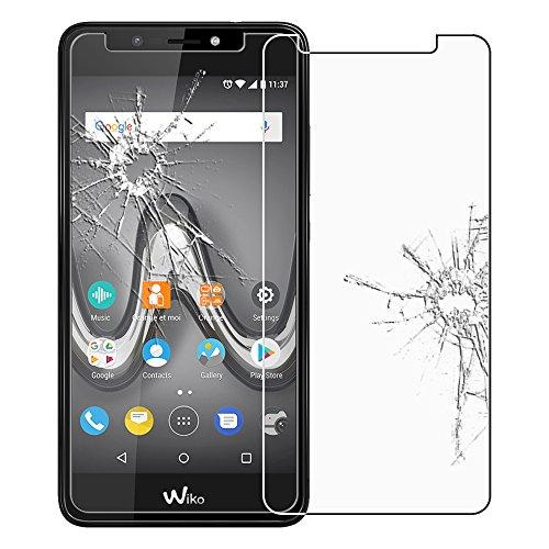 ebestStar - Wiko Tommy 2 Plus Panzerglas Schutzfolie Glas, Schutzglas Bildschirmschutz, Bildschirmschutzfolie 9H gehärtes Glas [Phone: 155.3 x 76.8 x 8.9mm, 5.5'']