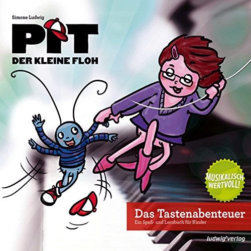 Pit der kleine Floh - Das Tastenabenteuer Titelbild