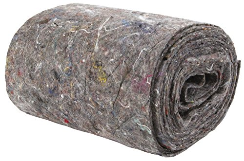 Sanitop-Wingenroth 25412 0 Filz-Isolierschlauch 70 x 3600 mm, selbstklebend