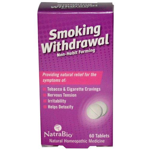 Smoking Withdrawl Natra-Bio 60 Tabs