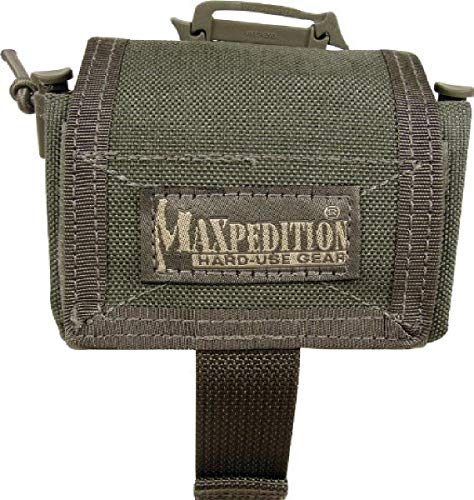 Maxpedition Rollypoly Folding Dump Pouch (Foliage Green)