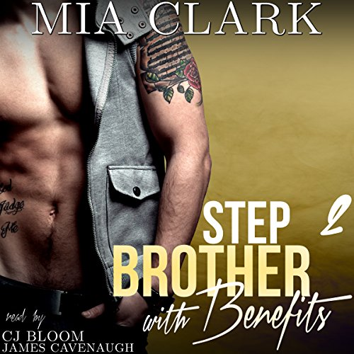 Stepbrother with Benefits 2 audiobook cover art