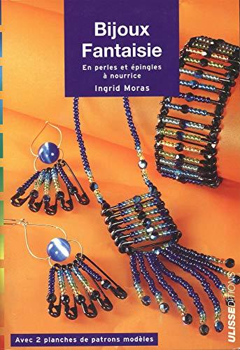 Bijoux fantaisies : En perles et épingles à nourrice