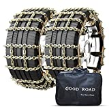Nyo Snow Chains, Tire Chain for Passenger Cars,...
